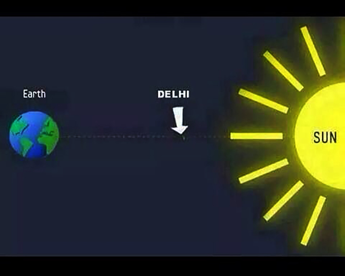 Where Is Delhi?