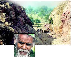 Road Dashrath Manjhi c