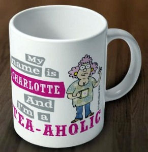 Tea aholic
