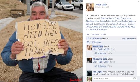 homeless a w bg