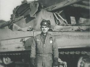 illustration triple war veteran