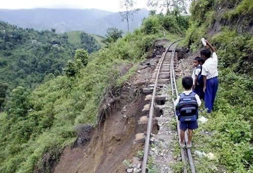 rail bedrock gone