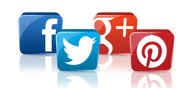 fb twitter g+