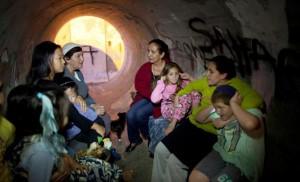 israeli shelter