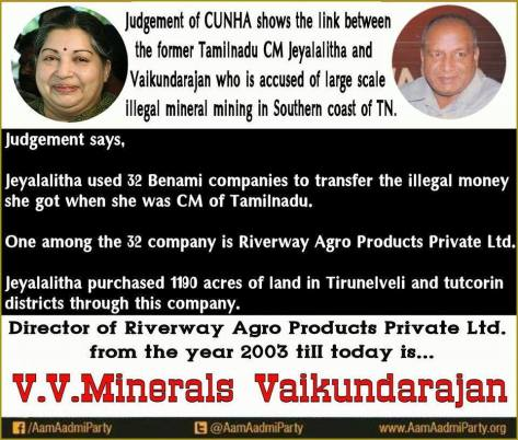 j vaikundarajan thorium thief