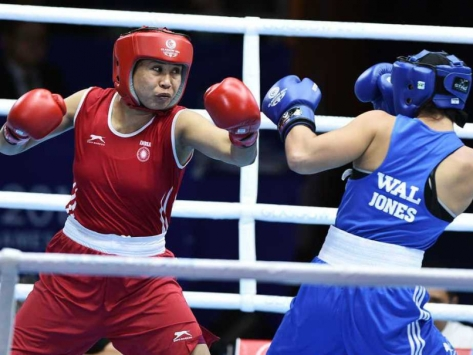 sarita devi laishram-boxing