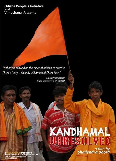 KANDHAMAL UNRESOLVED - Docufilm