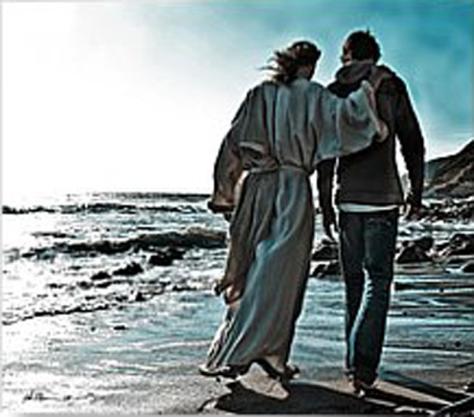 Walking w God good