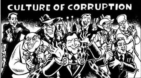 culture of curruption