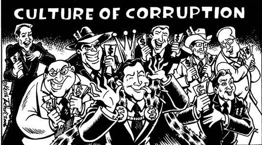 culture of curruption
