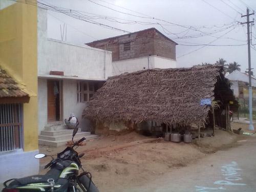 Gomati's house a