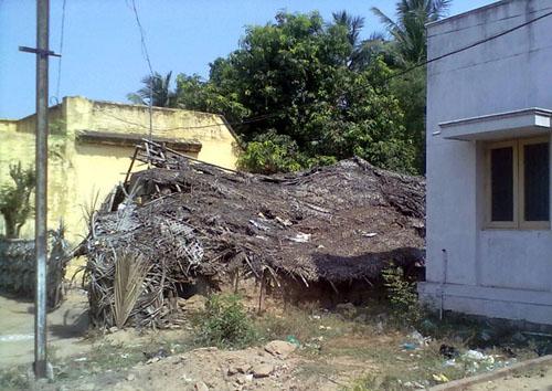 Gomati's house b