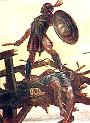 Horatius on the Bridge
