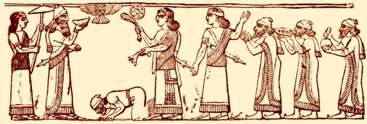 Jehu and Shalmaneser III