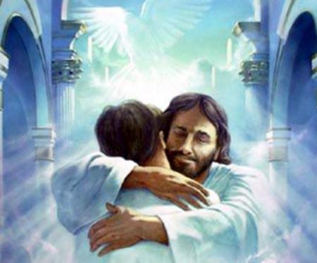 John 14:3 Jesus comes to receive us