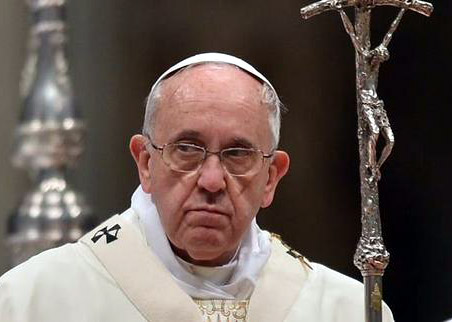 The Hard Face of Pope Francis