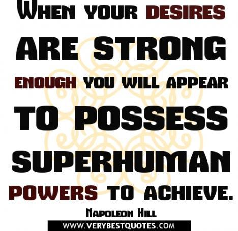 Super Human Strength