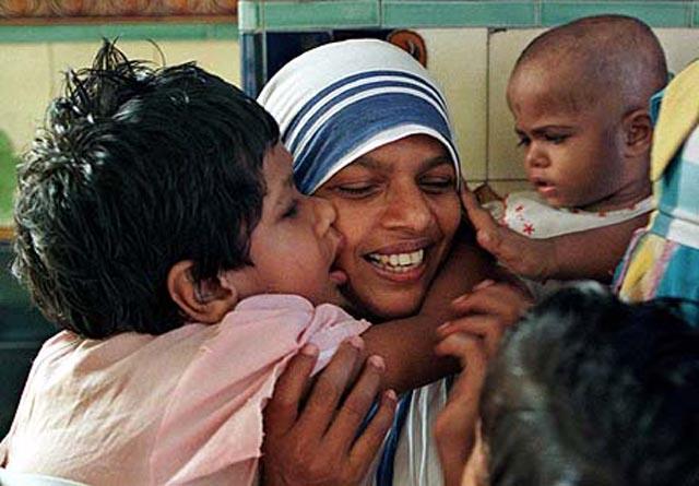An MC Nun gets some Love!