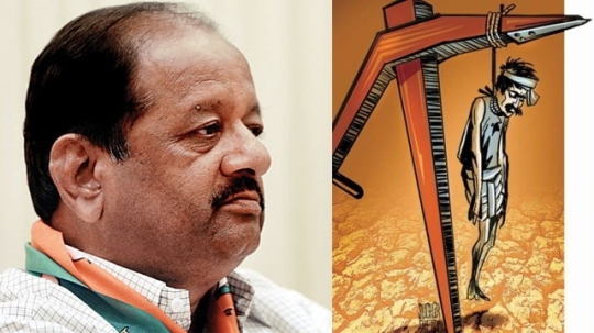 000 farmer-suicide a fashion bjp mp gopal shetty 0216