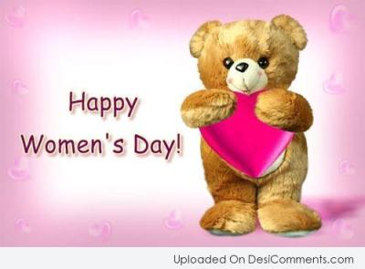Women's day greetings