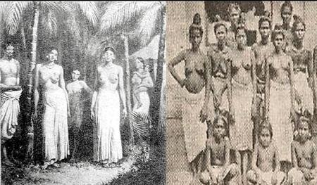 Keralan women bef 1959