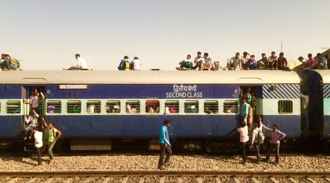 India, Part IV: The Little Tout