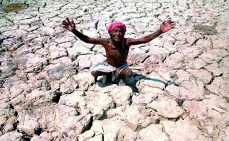 Maharashtra drought Farmer