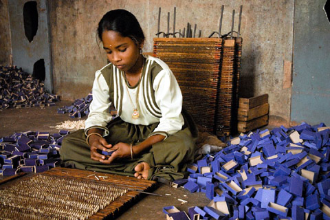 Child Labourer