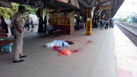Infosys killing nungampaakkam
