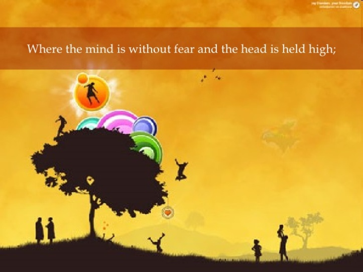 Mind without fear
