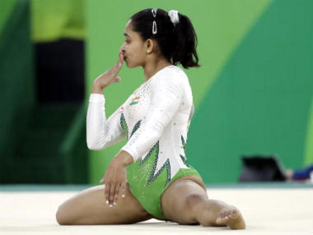 Dipa-Karmakar a Rio-2016