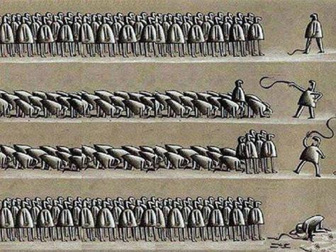 Democracy, Non-Violent Revolution