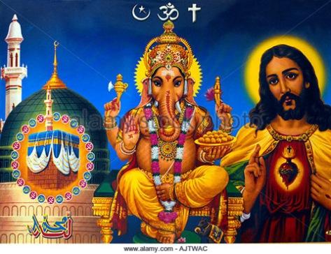 3 religions