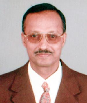 Judge Michael D'Cunha
