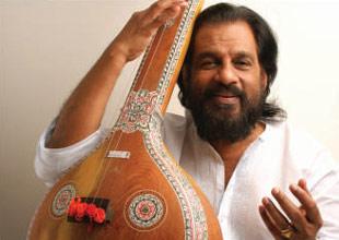 Singer Yesudas of Kerala
