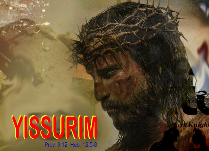 Christ and Yissurim