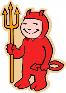 a_young_boy_dressed_in_a_devil_costume_holding_a_pitchfork_royalty_free_clipart_picture_090828-19