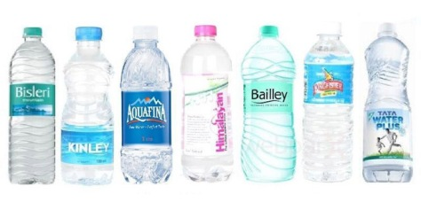 Best Mineral Water Brand in India