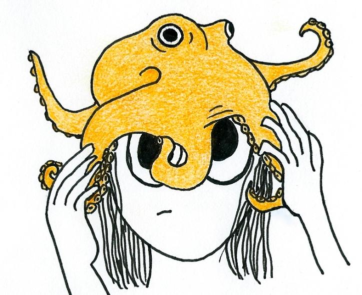 octopus-on-face
