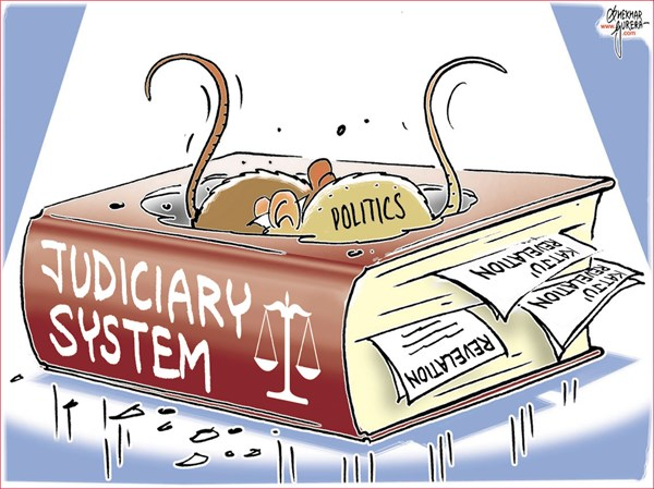 0 judiciary a
